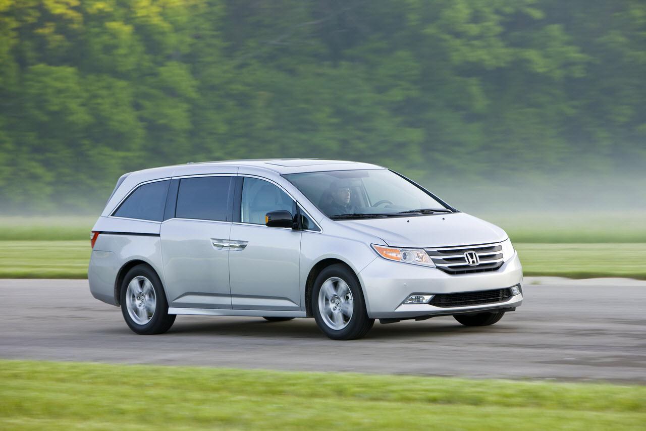 2011 Honda Odyssey Look