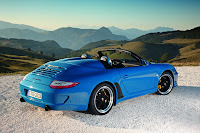 2011 Porsche 911 Speedster