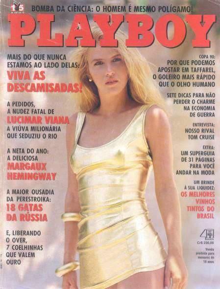 Playboy Aqui: Playboys do ano de 1990