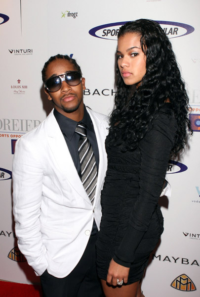 omarion with girlfriend