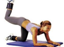 Vídeo aula de ginástica aeróbica