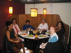 Cena en La corte, Montevideo