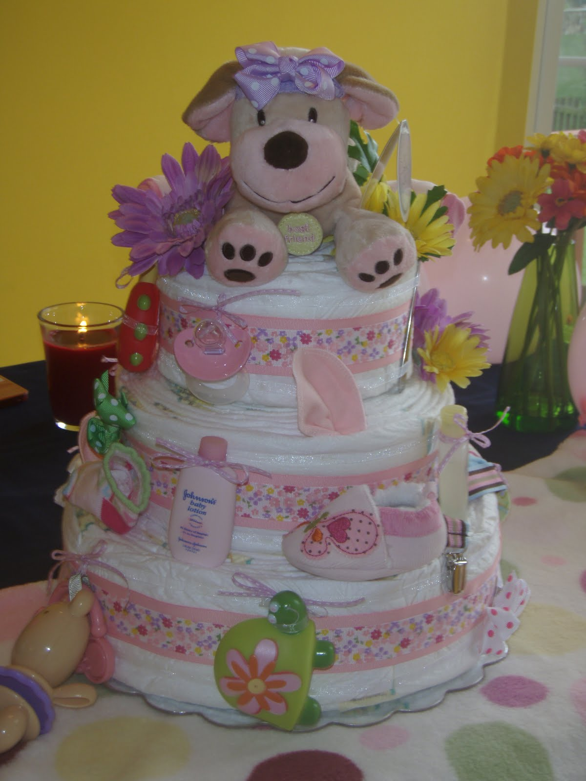 personalized diaper cakes what is a diaper cake?, Baby shower