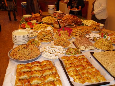 Waheeda the eid for Afghanistan cuisine