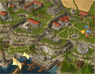 Grepolis town buildings level 2