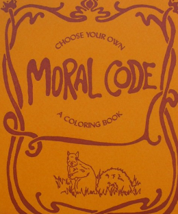 Zine Machine: Review: Moral Code
