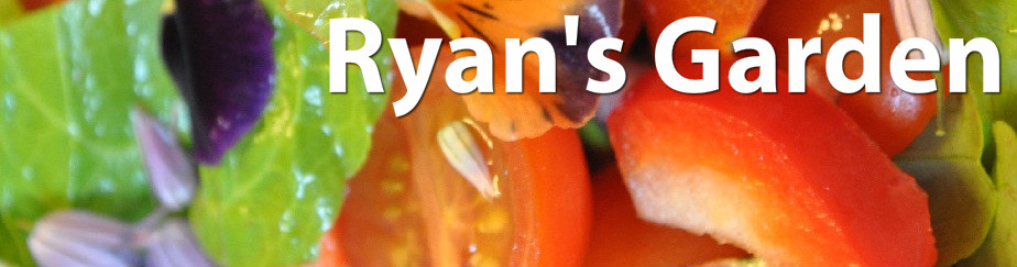Ryan&#39;s Garden