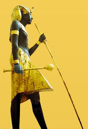 KA faraona Tutanchamona - 2003