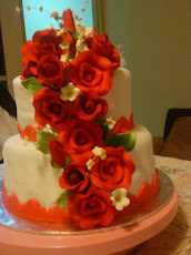 Wedding Cakes - 2 tier