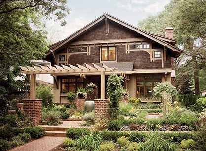 Second street east arts and crafts style for Arts crafts house plans