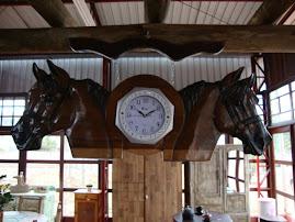 Relógio de Cavalo!