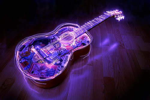 guitar pc wallpaper. Set a guitar image as your PC's Windows desktop image and you'll have