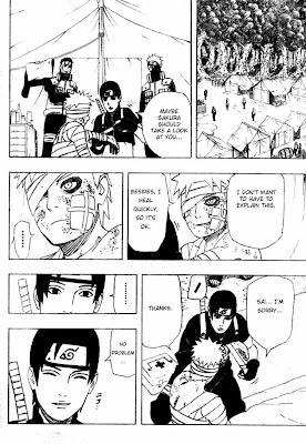 Naruto Chapter 455