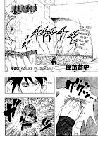 Naruto Chapter 463