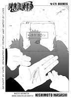 Naruto Chapter 479