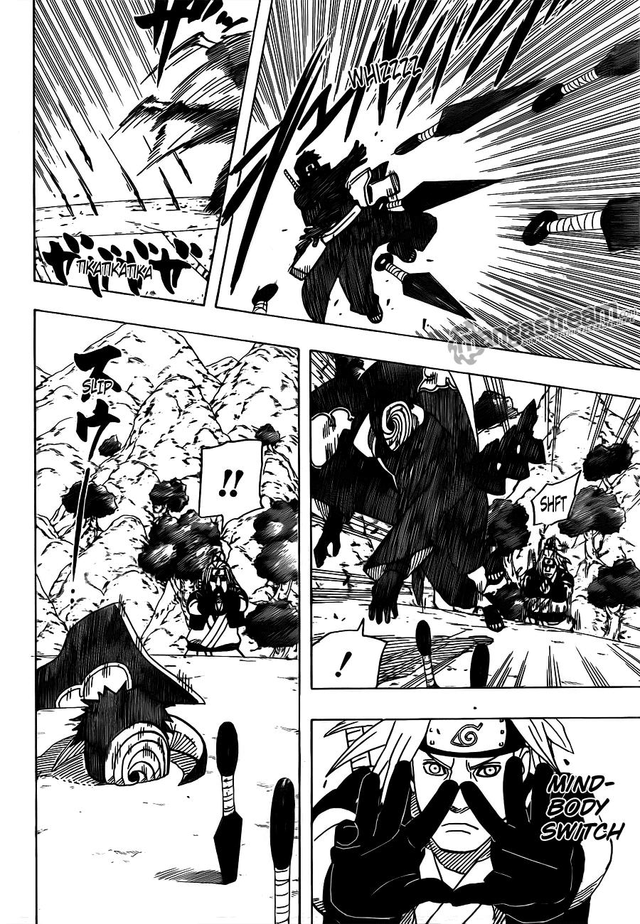 Read Naruto 475 Online | 02 - Press F5 to reload this image