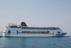 Mi viaje en el Crucero Mistral por las Islas Griegas(Grecia, Croacia e Italia)21-06-2008