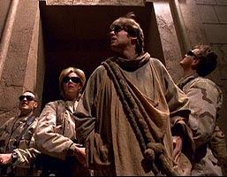 Kovalski, Sem, Danijel i Džek na Abidosu
