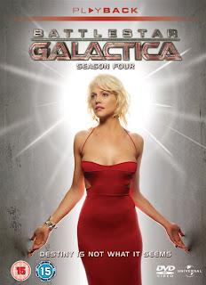Galaktika, DVD omot za 4. sezonu