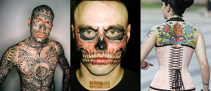 Para os apaixonados por tatuagem.