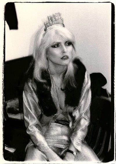 Não quero ser john malkovich,quero ser Debbie Harry!!!
