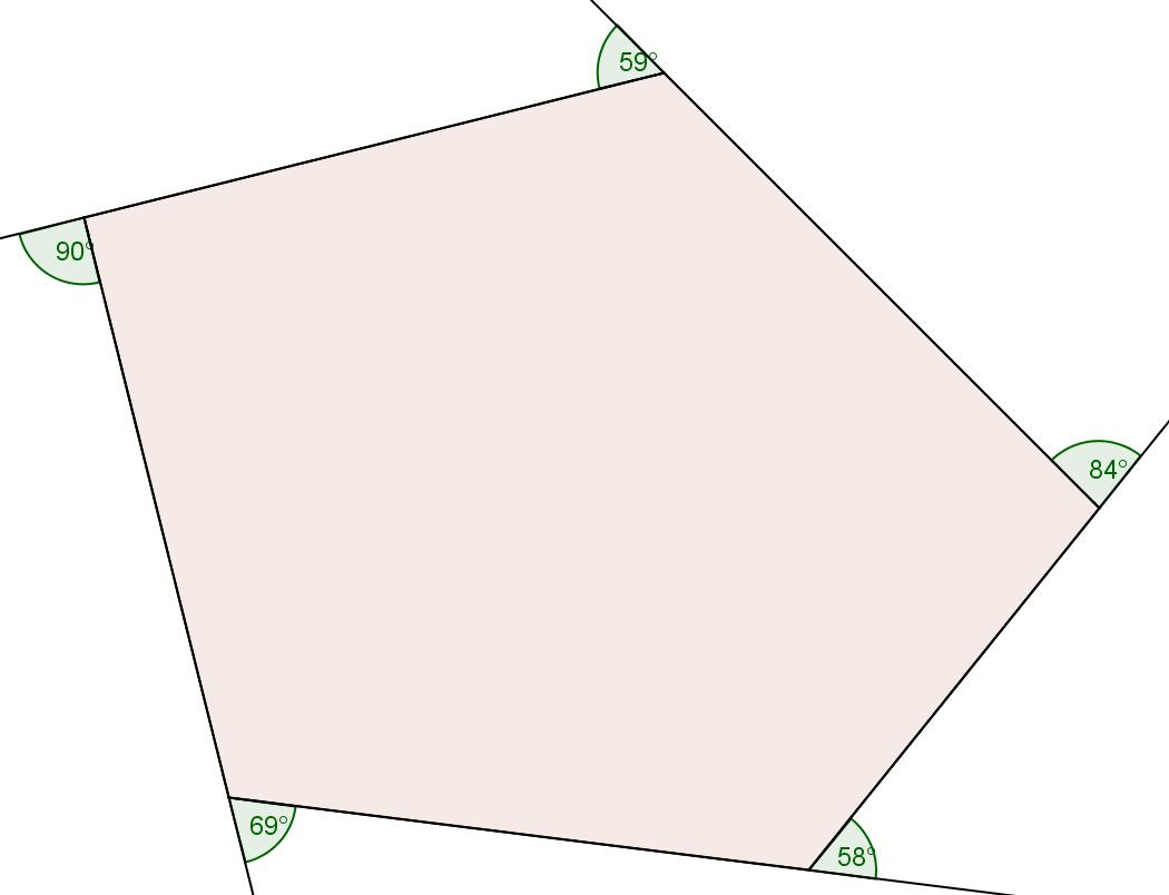 angles in polygons ppt video online download gallery for