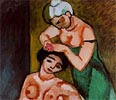 Matisse, La coiffere