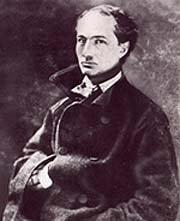 Charles Baudelaire, 34 años
