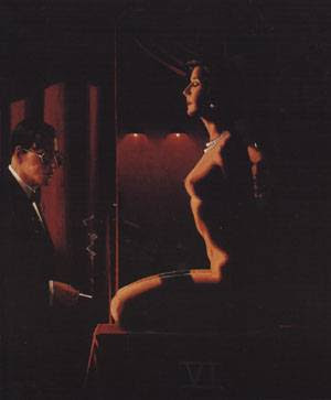 Jack Vettriano, The Assessors