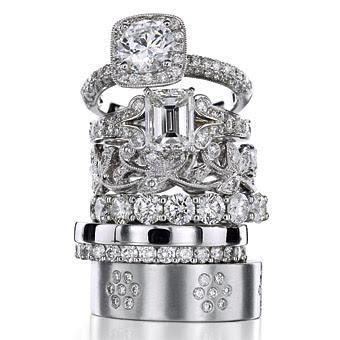 Ritani Endless Love Wedding Band 24 Spectacular The