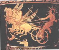 Sun+God Vergina Sun or the Rays of the Sun God ?