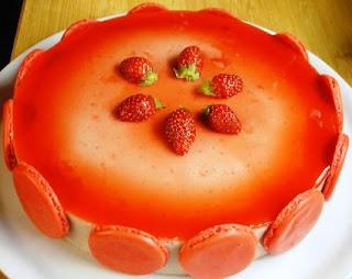 Multiple miroir aux fraises sans lait et sans sucre blanc for Miroir aux fraises