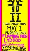 May Day Party * May 1 * Issue Project Room