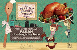 20th Annual Pagan Thanksgiving Dinner
