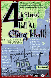 4th Street Ball at City Hall