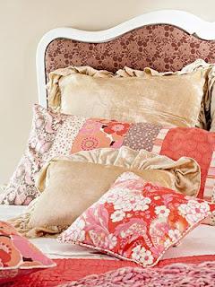 Interiores: Cabeceira de cama