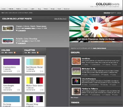 Website: ColourLovers