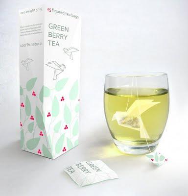 Chá de Origami