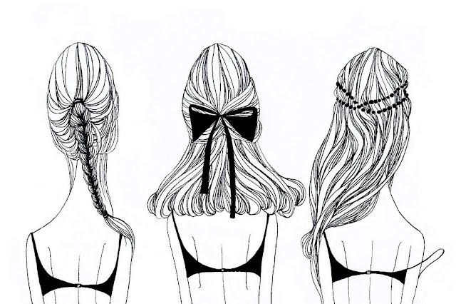 Ilustração: Hair