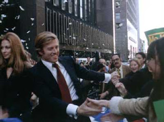 Robert Redford in The Candidate, photo (c) 1972 Warner Bros. Pictures