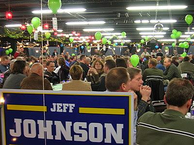 Convention floor (photo: North Star Liberty