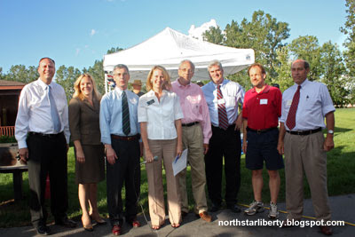 SD43 gubernatorial candidates picnic (photo: SD43)