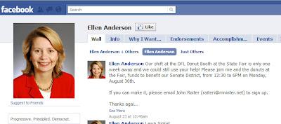 Rep. Ellen Anderson