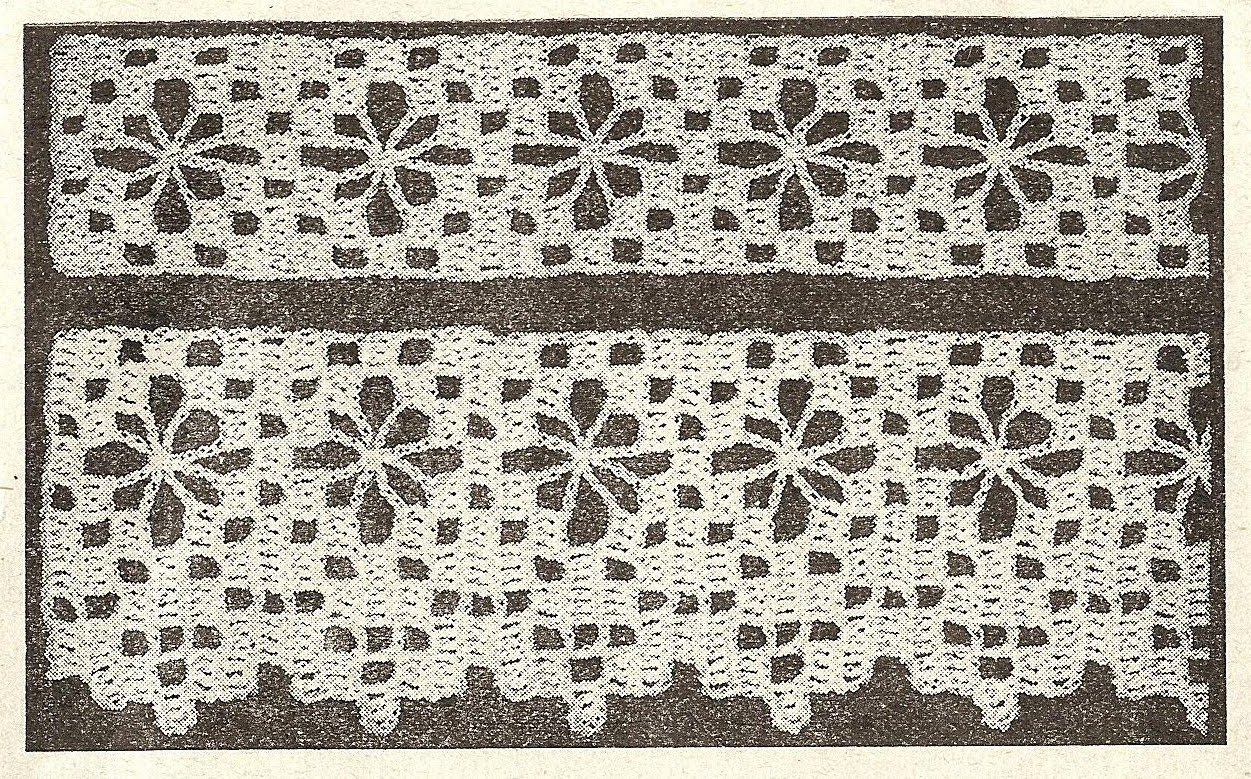 Crochet Lace Edging Patterns Crochet Club