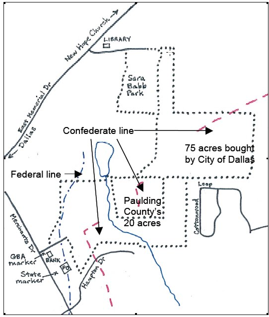 The Civil War Picket Georgia City Plans To Open Civil War Site