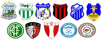 Tá chegando o Campeonato Pernambucano Série A2!