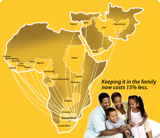 MTN announces new international call prices