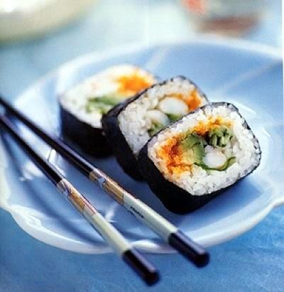 Cultura e Gastronomia UNIRIO: Cozinha Japonesa: da