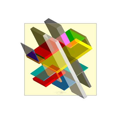 Isometrics 3d+illusion+dimensional+geometric+architecture