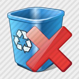 Papelera reciclaje recycle bin Personalizacion y Seguridad